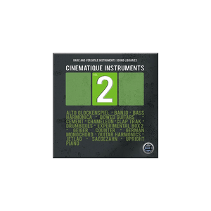 Best Service - Cinematique Instruments 2