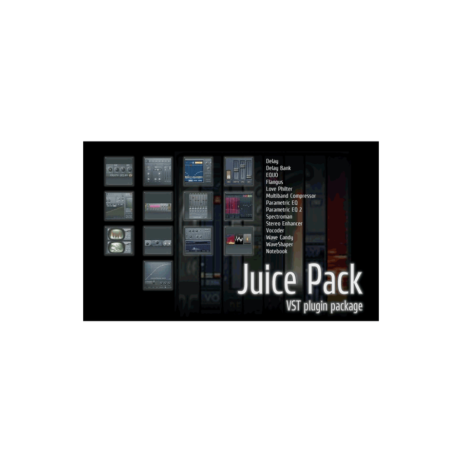 Image-Line - Juice Pack (Bundle)
