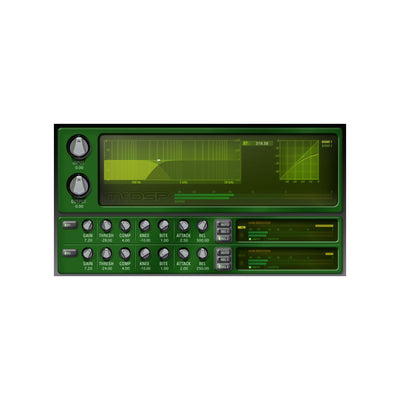 McDSP - MC2000 v6 (Native)