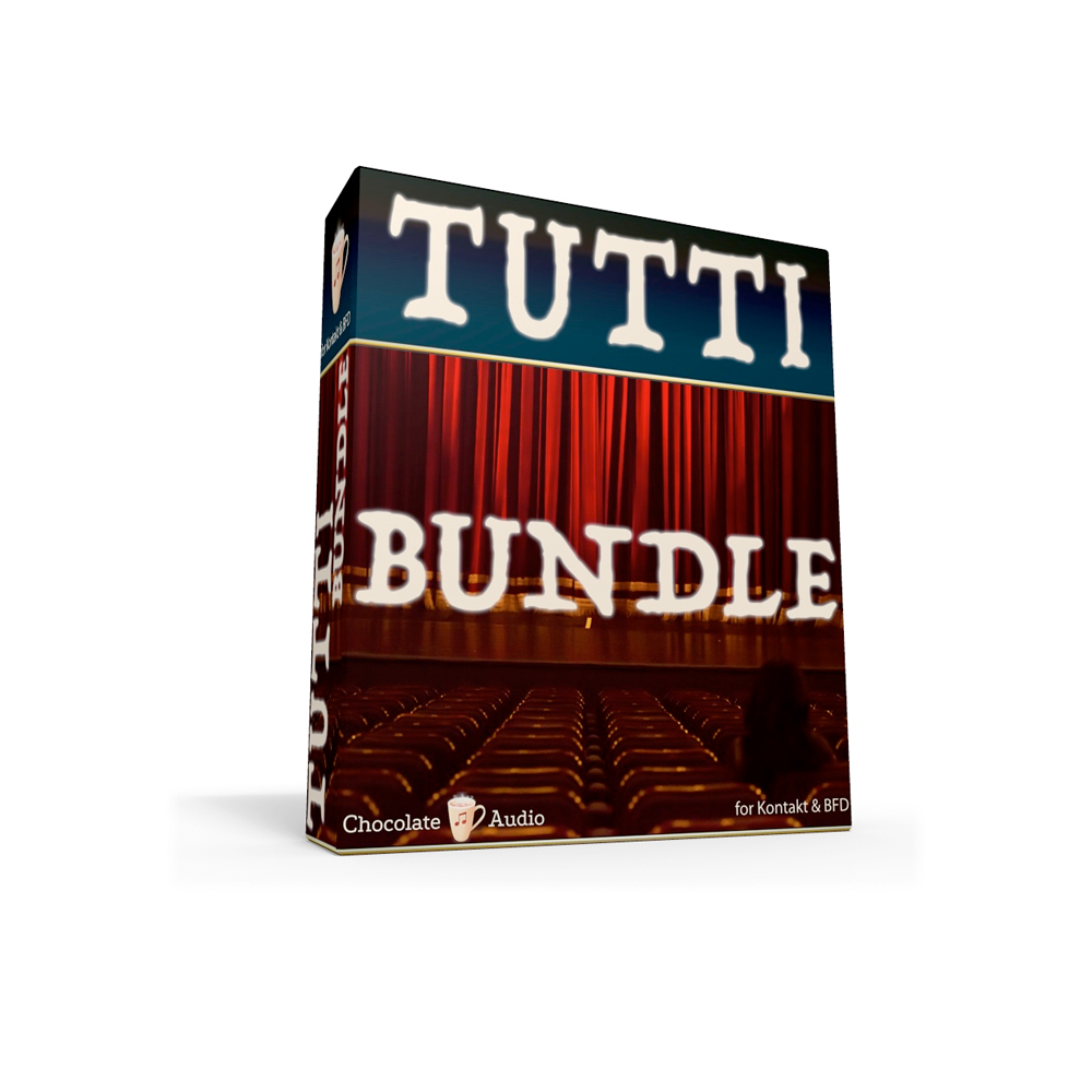 Chocolate Audio - Tutti Bundle