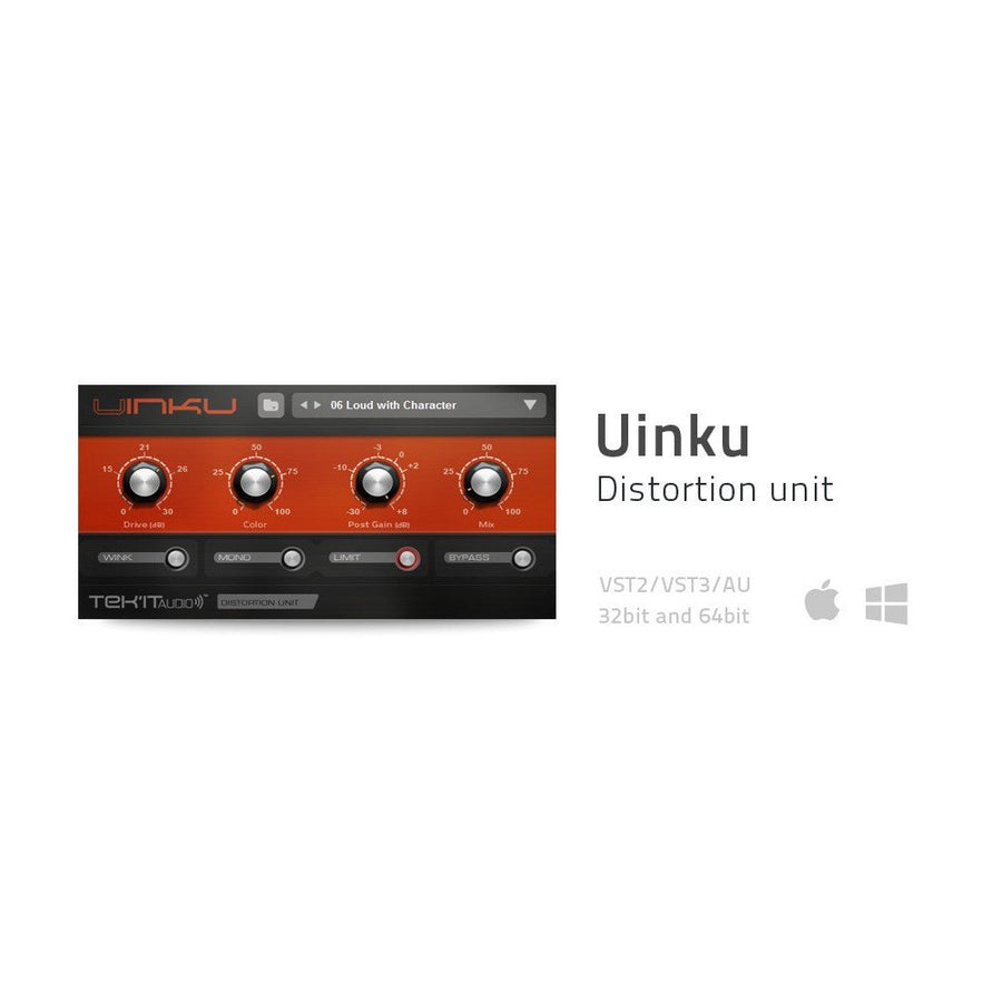 Tek'it Audio - Uinku (Distortion unit)