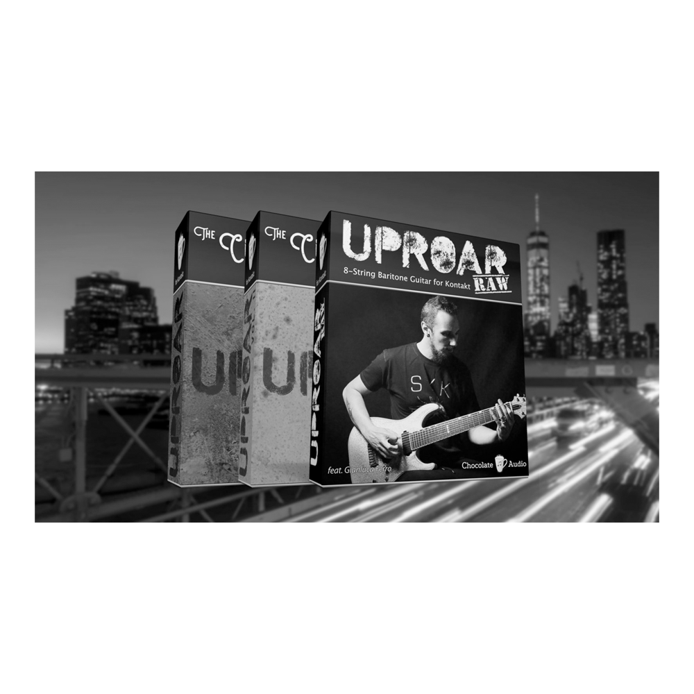 Chocolate Audio - Uproar Bundle (Kontakt)