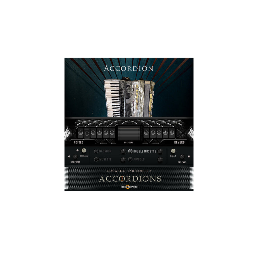 Best Service - Accordions 2 (Single Accordion)