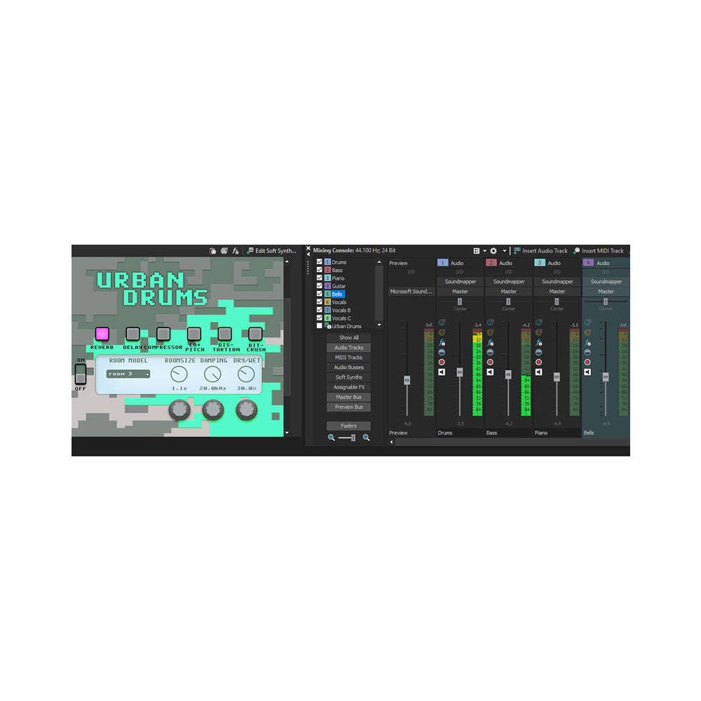 MAGIX - Acid Music Studio 11 (PC)