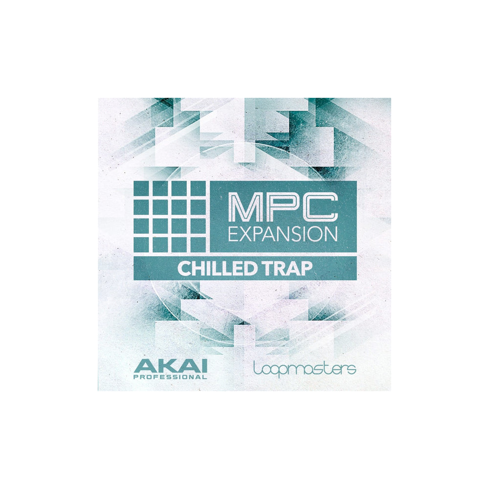 Akai - Chilled Trap (MPC Expansion)