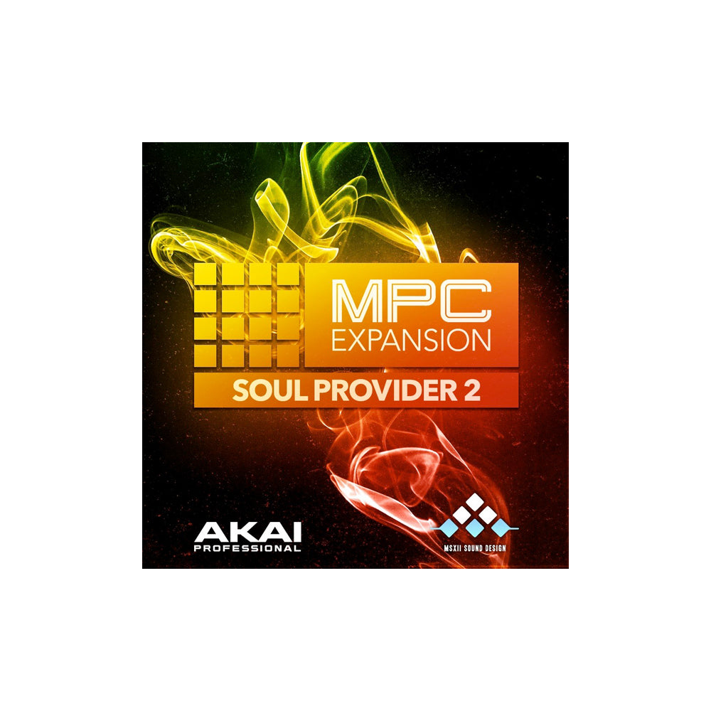 Akai - Soul Provider 2 (MPC Expansion)