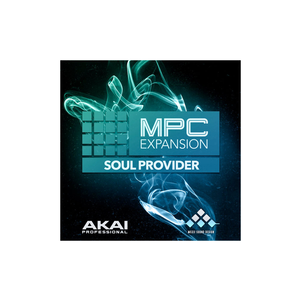 Akai - Soul Provider (MPC Expansion)