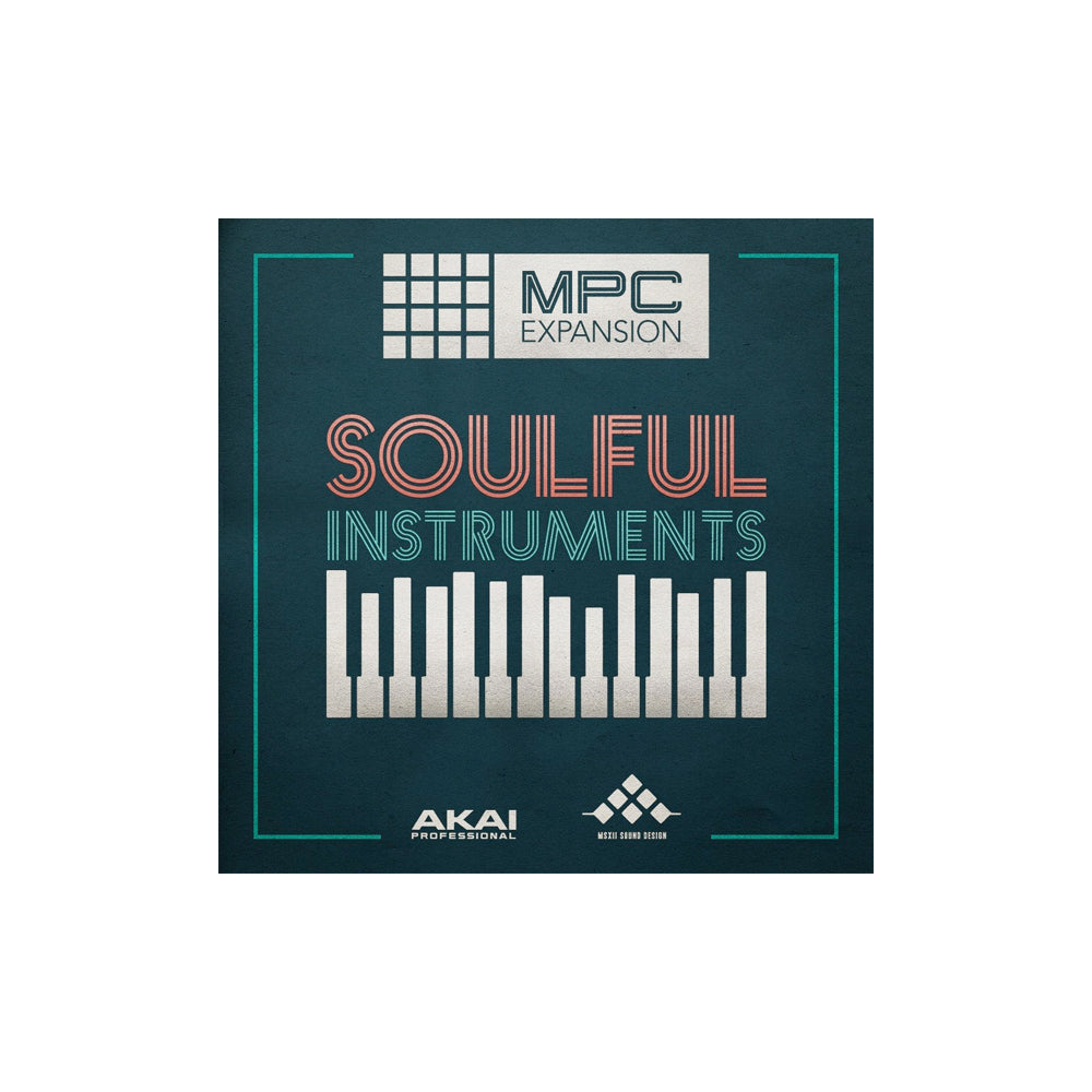 Akai - Soulful Instruments (MPC Expansion)