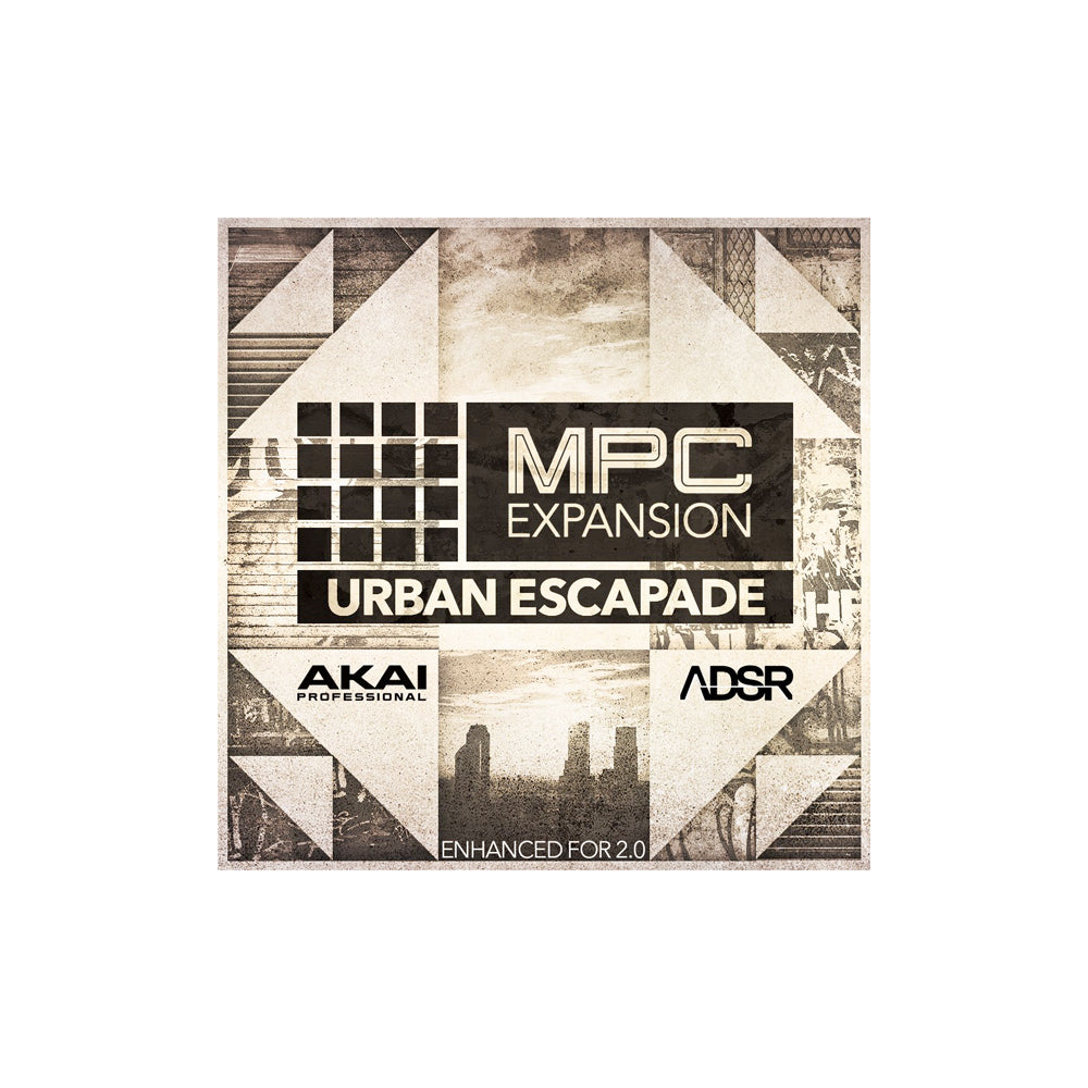 Akai - Urban Escapade (MPC Expansion)