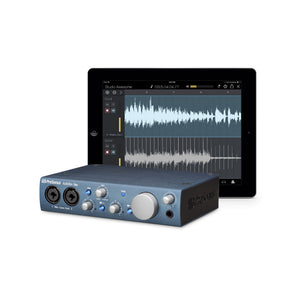 PreSonus - AudioBox iTwo 2x2 Advanced (USB/iPad Audio Interface)