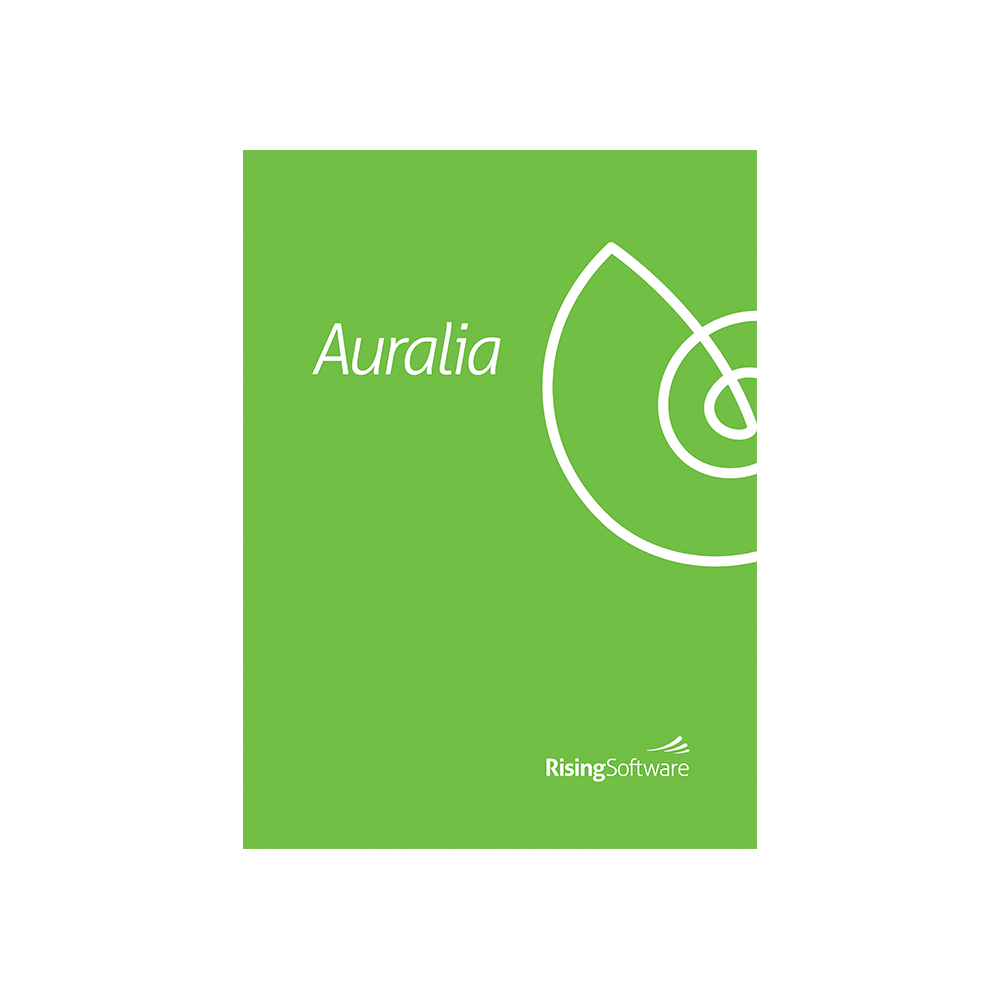 Rising Software - Auralia 5 Student (Upgrade)
