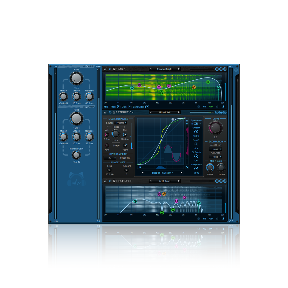 Blue Cat Audio - Axiom