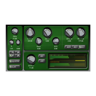 McDSP - CompressorBank v6 (Native)