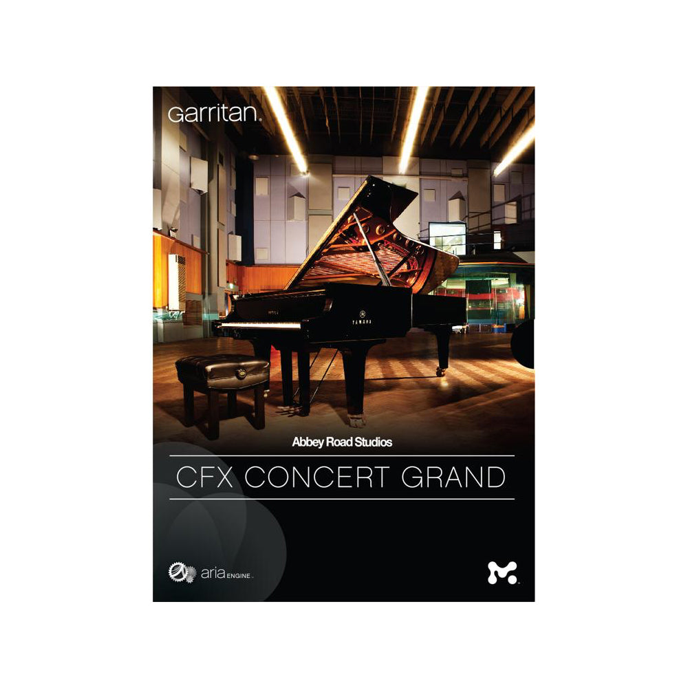 Garritan - Abbey Road Studios CFX Concert Grand (Upgrade from CFX Lite)