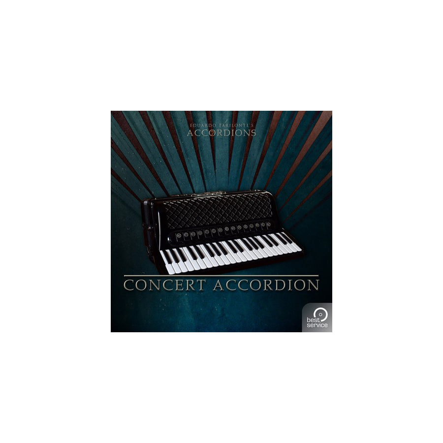 Best Service - Accordions 2 (Single Concert Accordion)