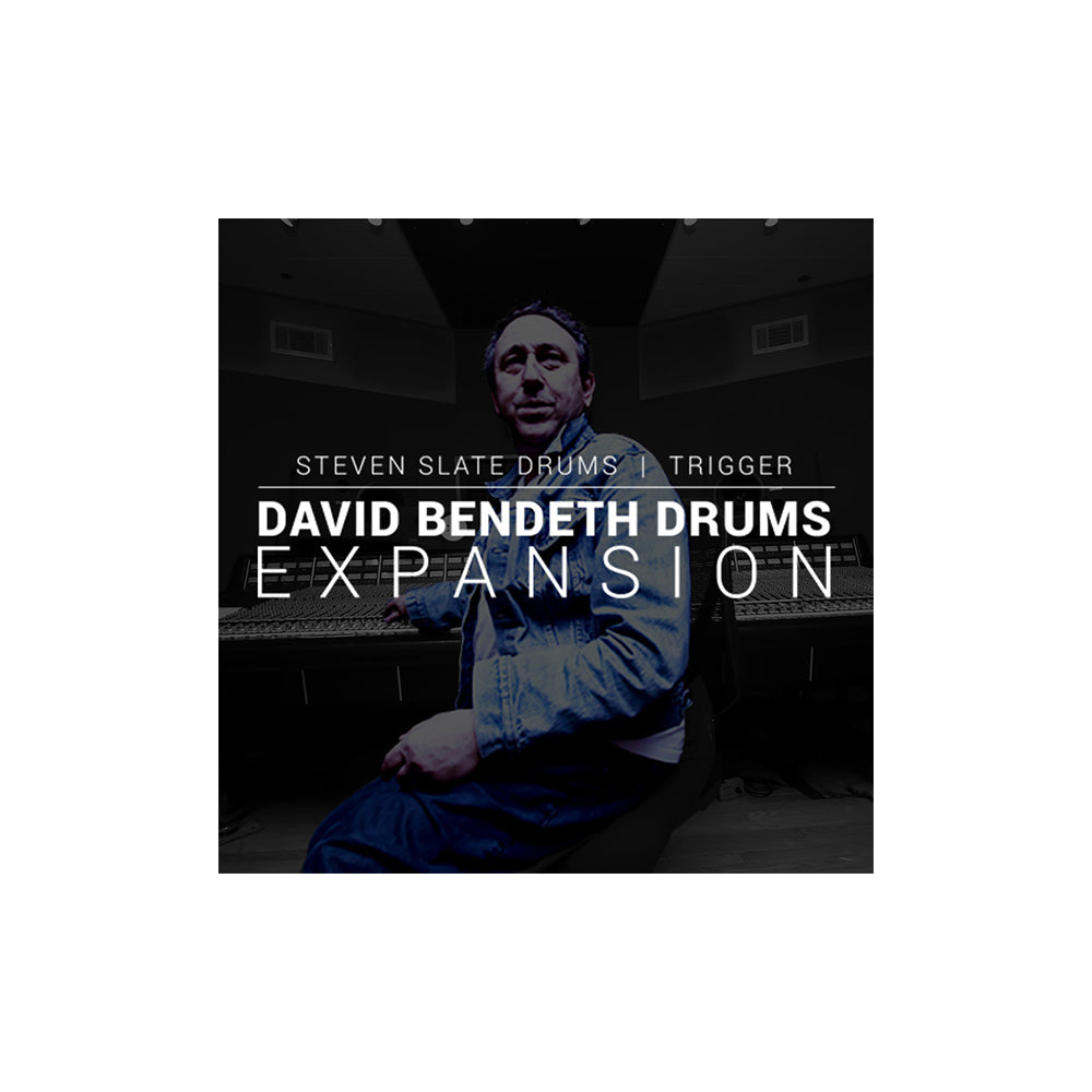 Steven Slate Drums - David Bendeth Expansion (Trigger 2)
