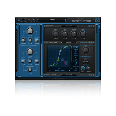 Blue Cat Audio - Destructor (Distortion & Amp)