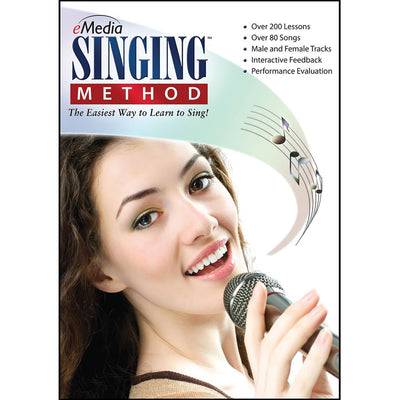 Emedia - Singing Method  (Win)