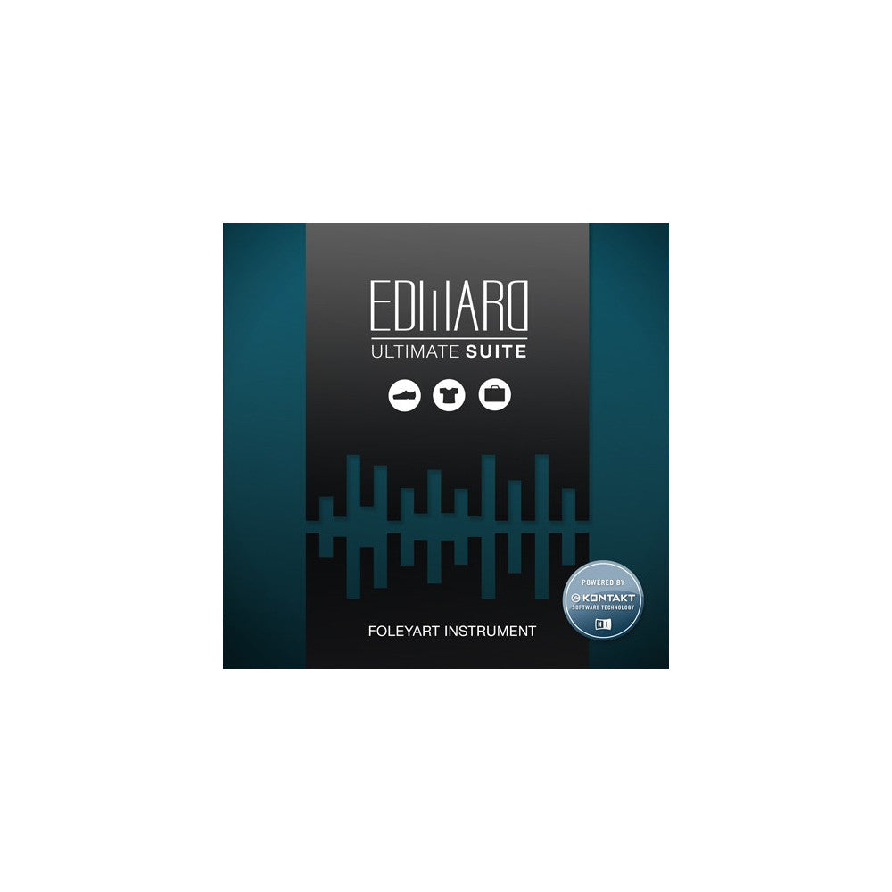 Tovusound - Edward Ultimate SUITE (Foley Instrument)