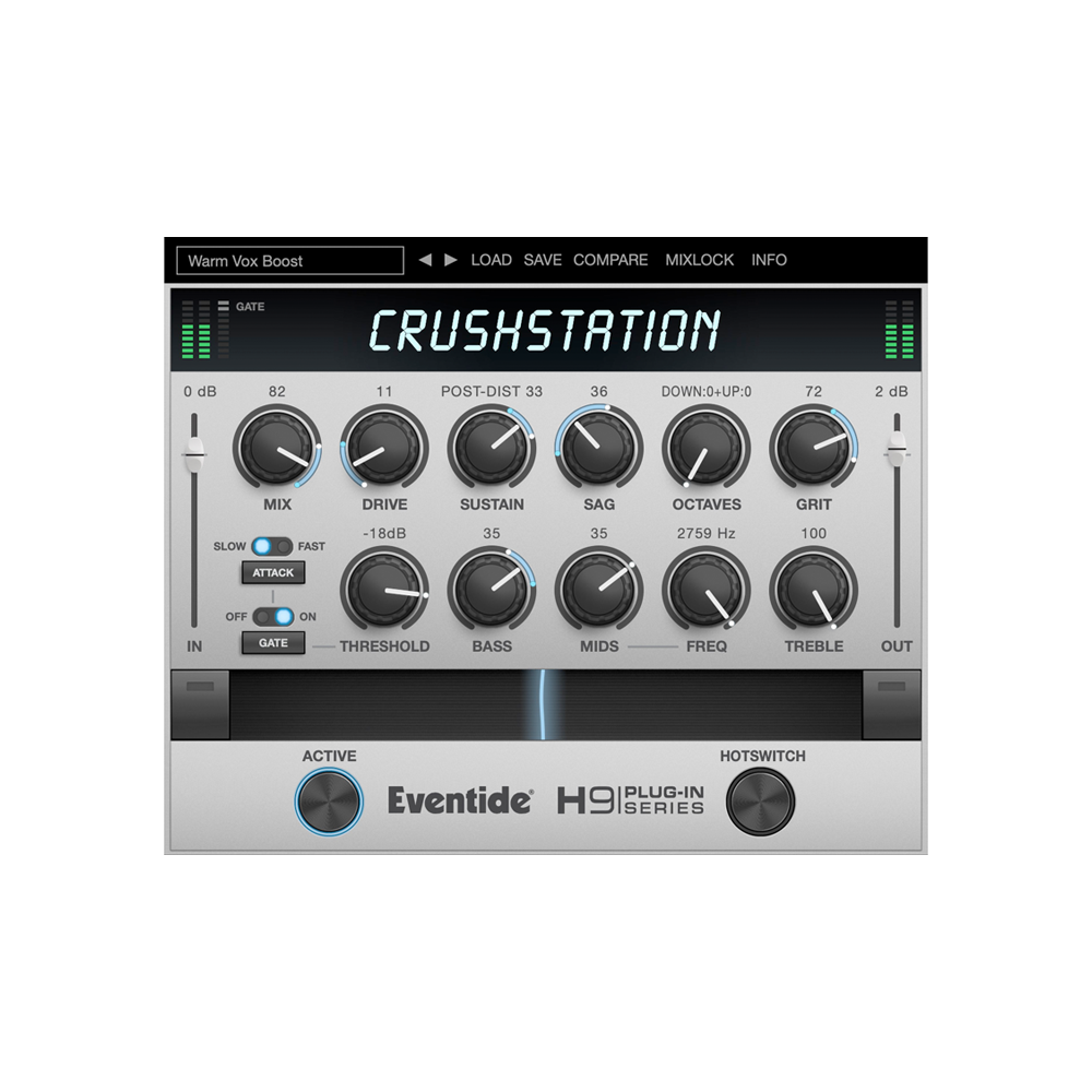Eventide - CrushStation