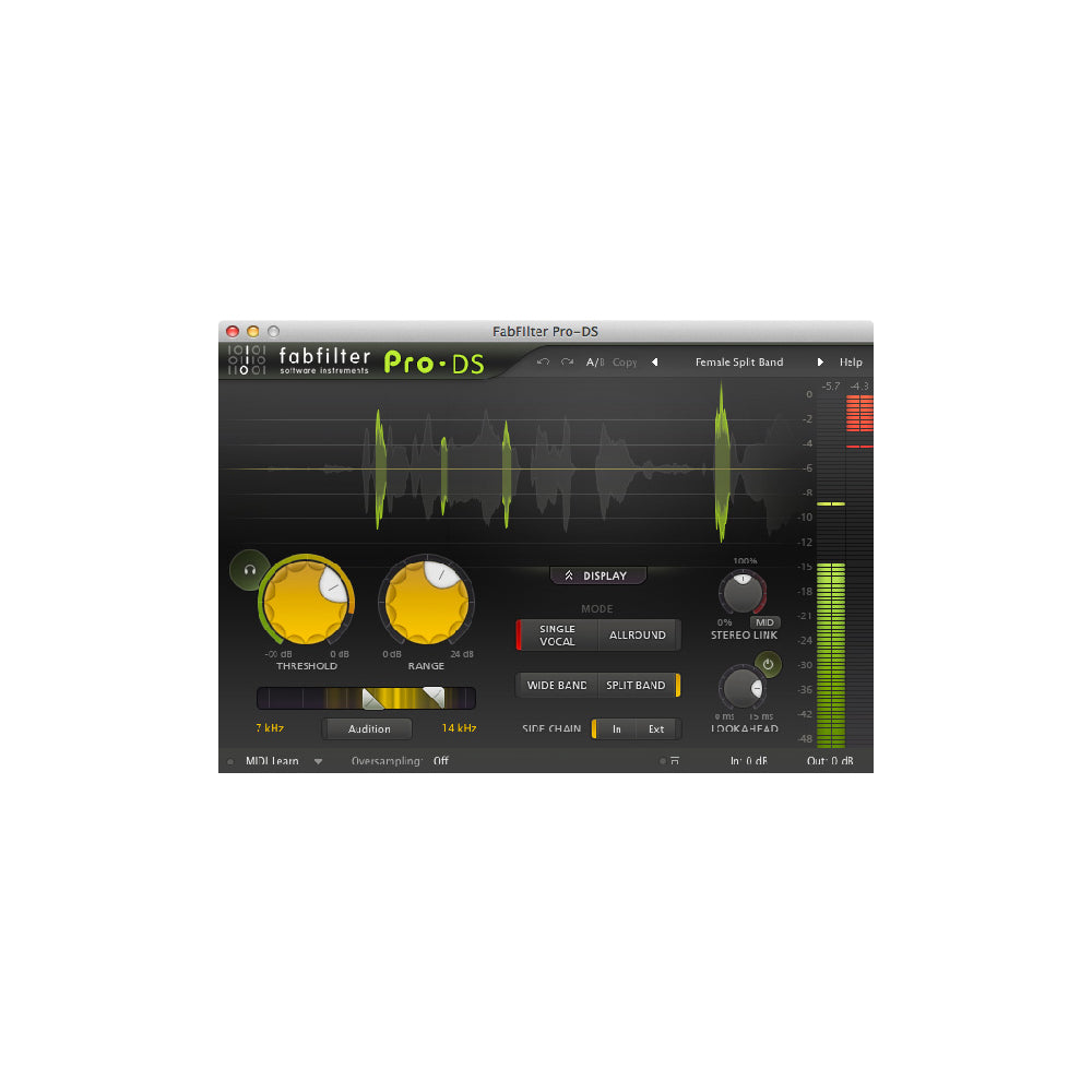 FabFilter - Pro-DS