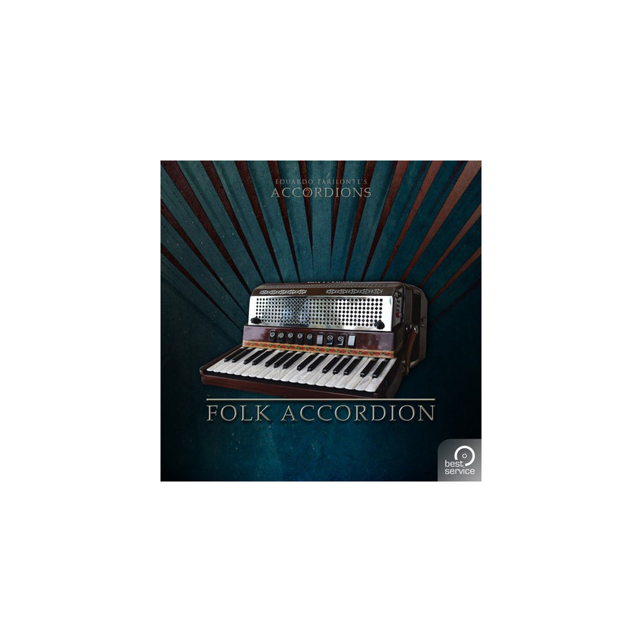 Best Service - Accordions 2 (Single Folk Accordion)
