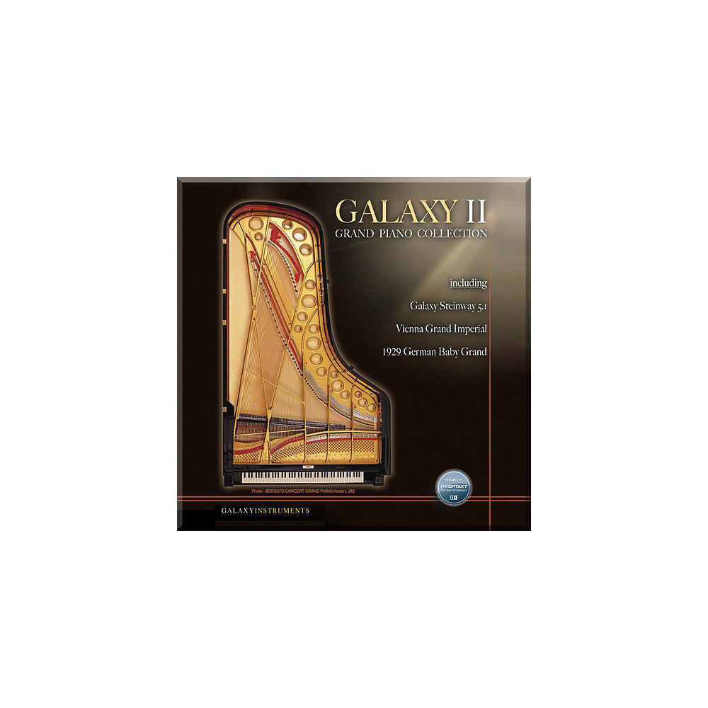 Best Service - Galaxy II Pianos