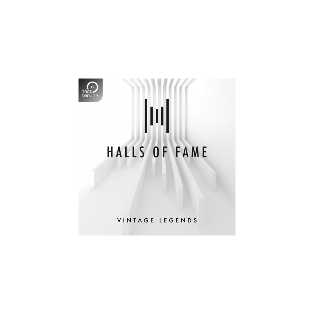 Best Service - Halls Of Fame 3 (Vintage Legends)
