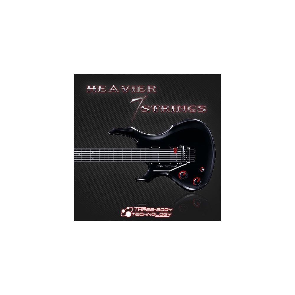 Three-Body Tech - Heavier7Strings