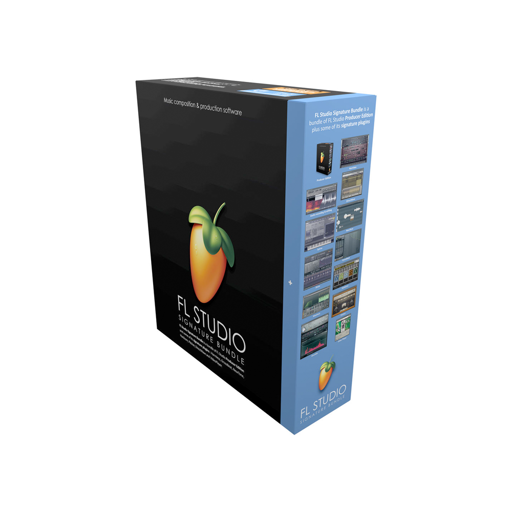 Image-Line - FL Studio 20 (Signature Bundle) EDUCATIONAL 10-seat Site License - Digital Download Only