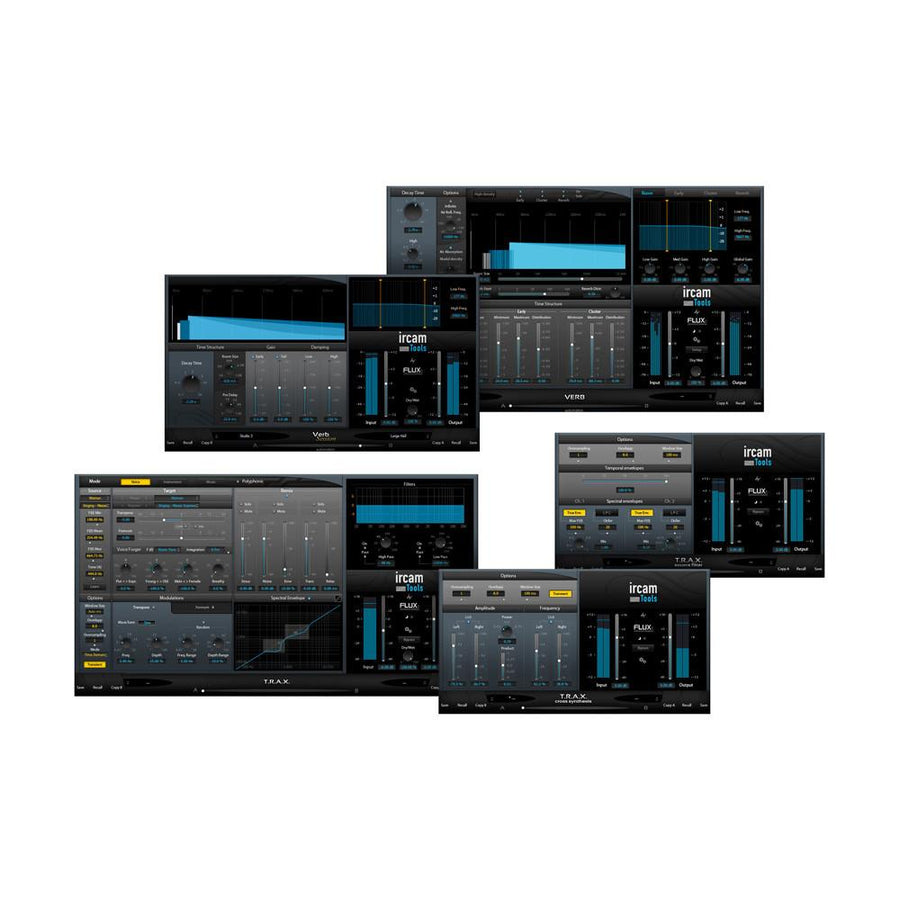 Flux - IRCAM Studio (Bundle)