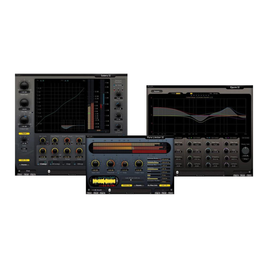 Flux - Mastering Pack (Bundle)