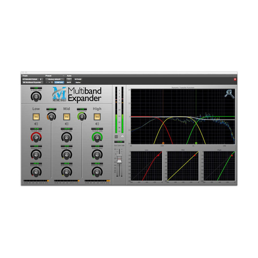 Metric Halo - Multiband Expander