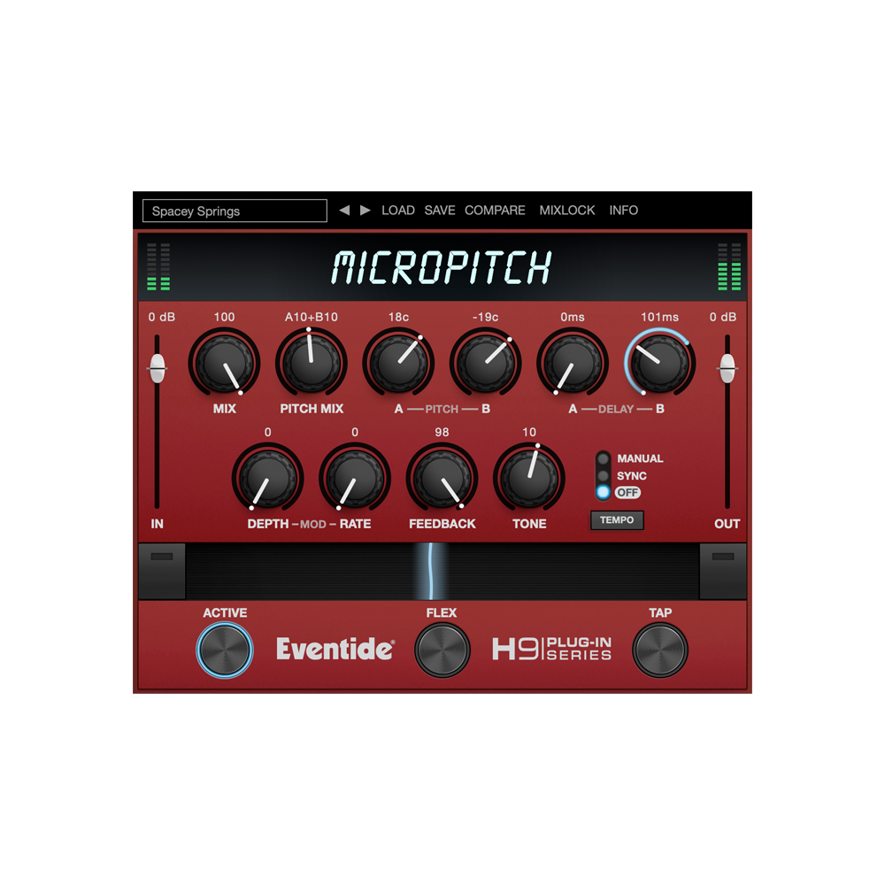 Eventide - MicroPitch