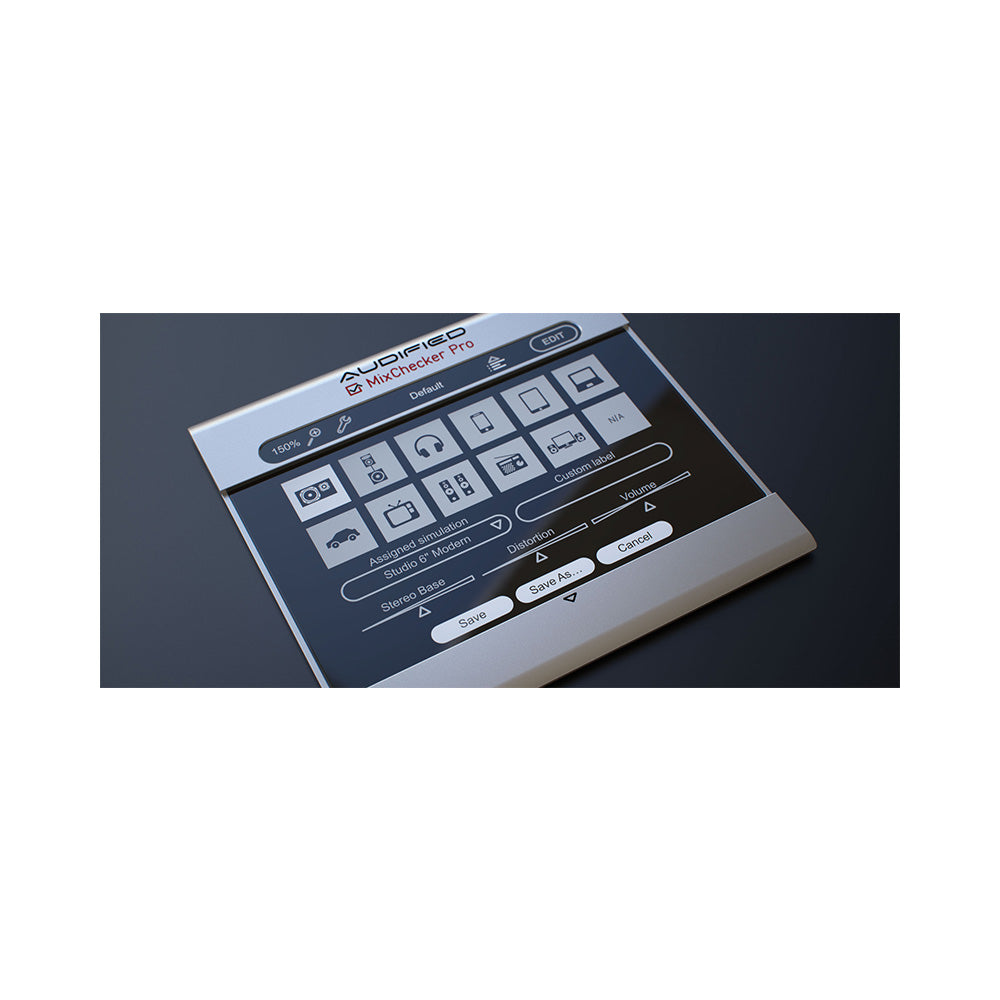 Audified - MixChecker Pro