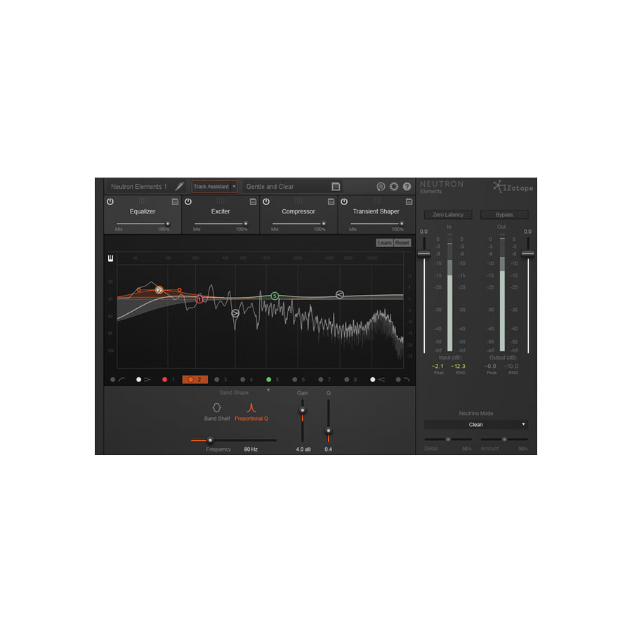 iZotope - Neutron 2 Elements