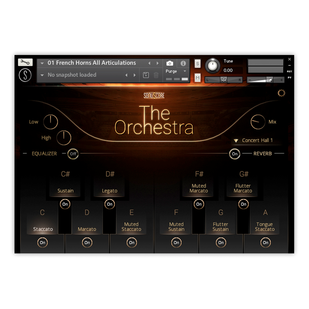 Best Service - The Orchestra Complete 2 (Upgrade from The Orchestra)