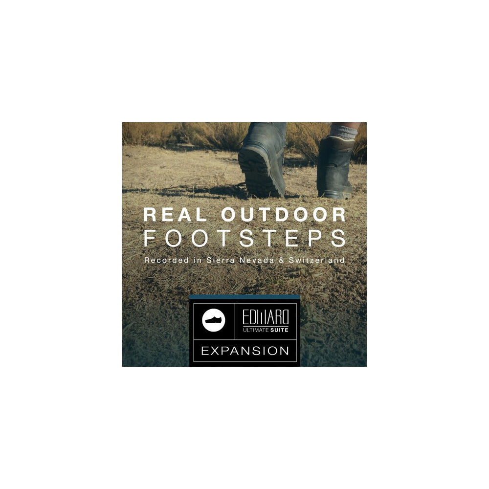 Tovusound - Real Outdoor Footsteps (EUS Expansion)