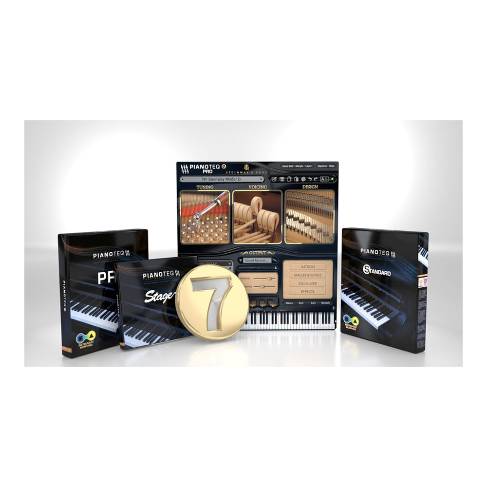Pianoteq PRO 7 (Upgrade from Standard 1 to 7)