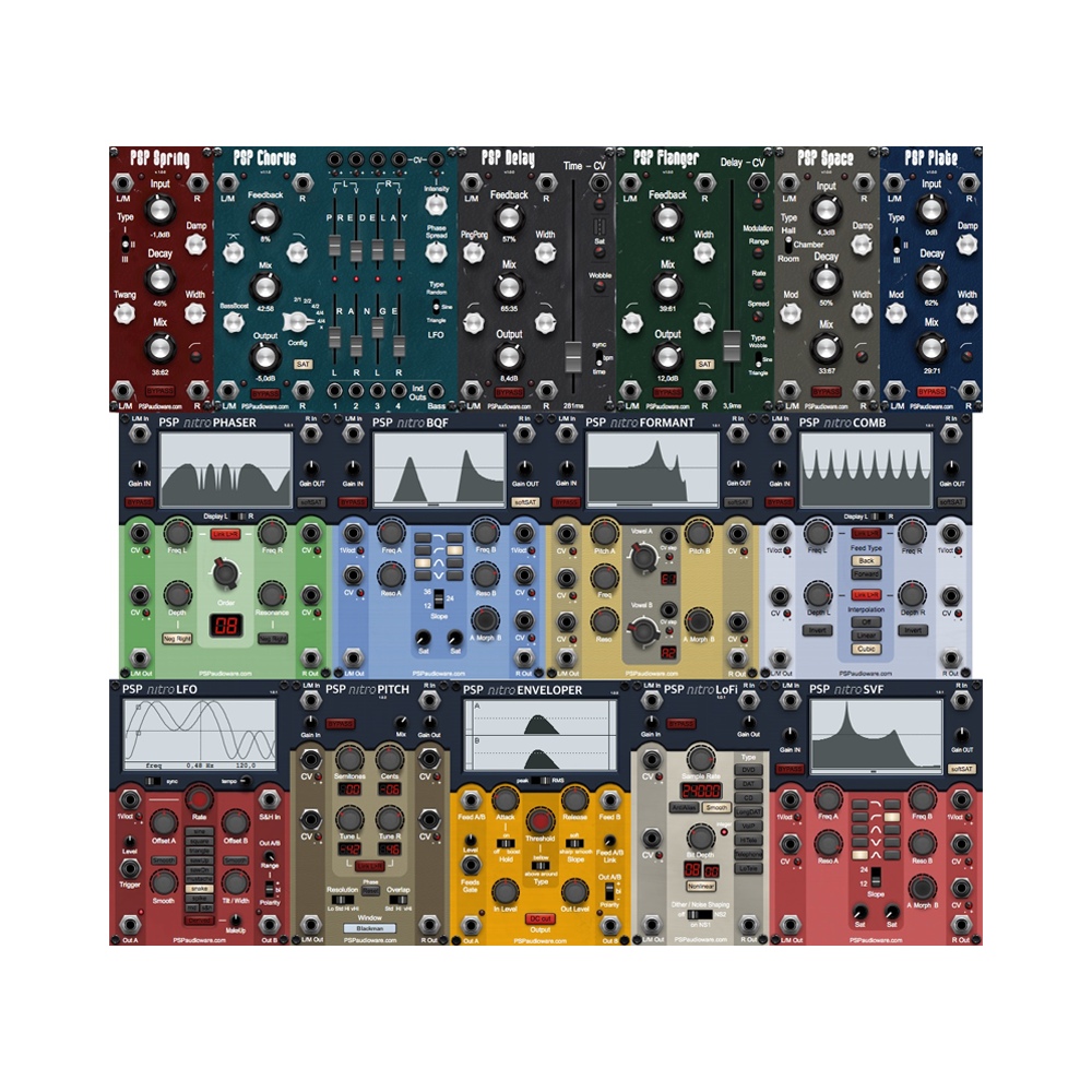 Cherry Audio - PSP Ultimate Modular Collection