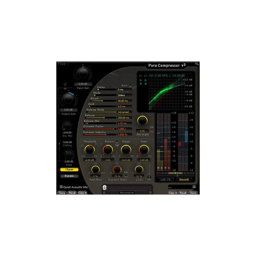 Flux - Pure Compressor V3