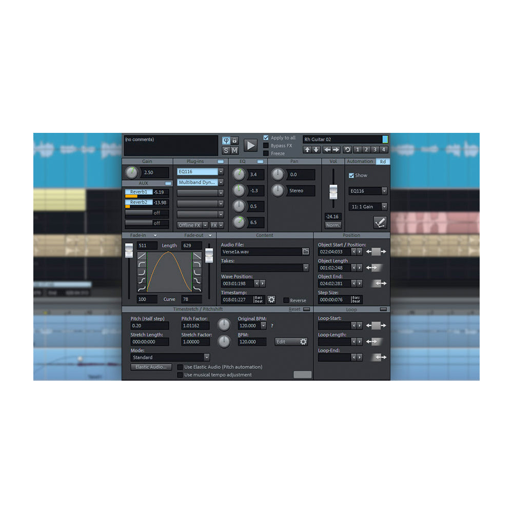 MAGIX - Samplitude Pro X5 Suite (PC)