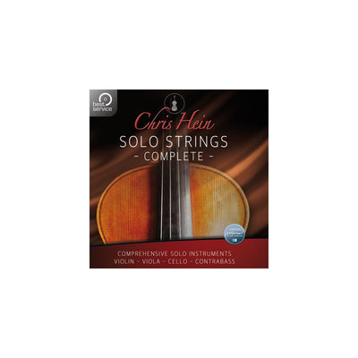 Best Service - Chris Hein (Solo Strings Complete)