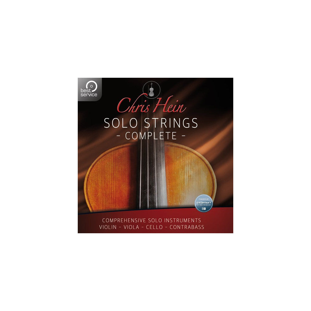 Best Service - Chris Hein (Solo Strings Complete - Upg Violin)