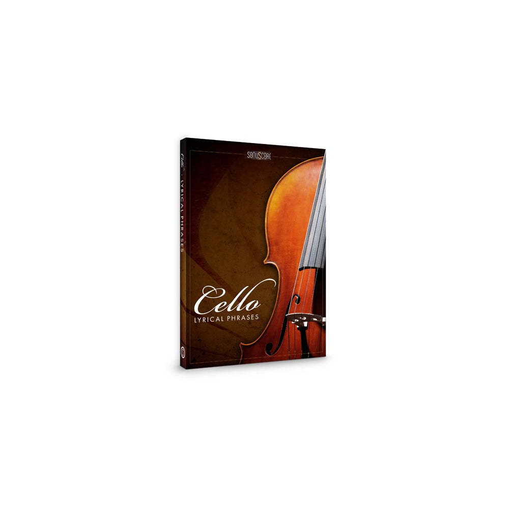 SonuScore - Lyrical Cello Phrases