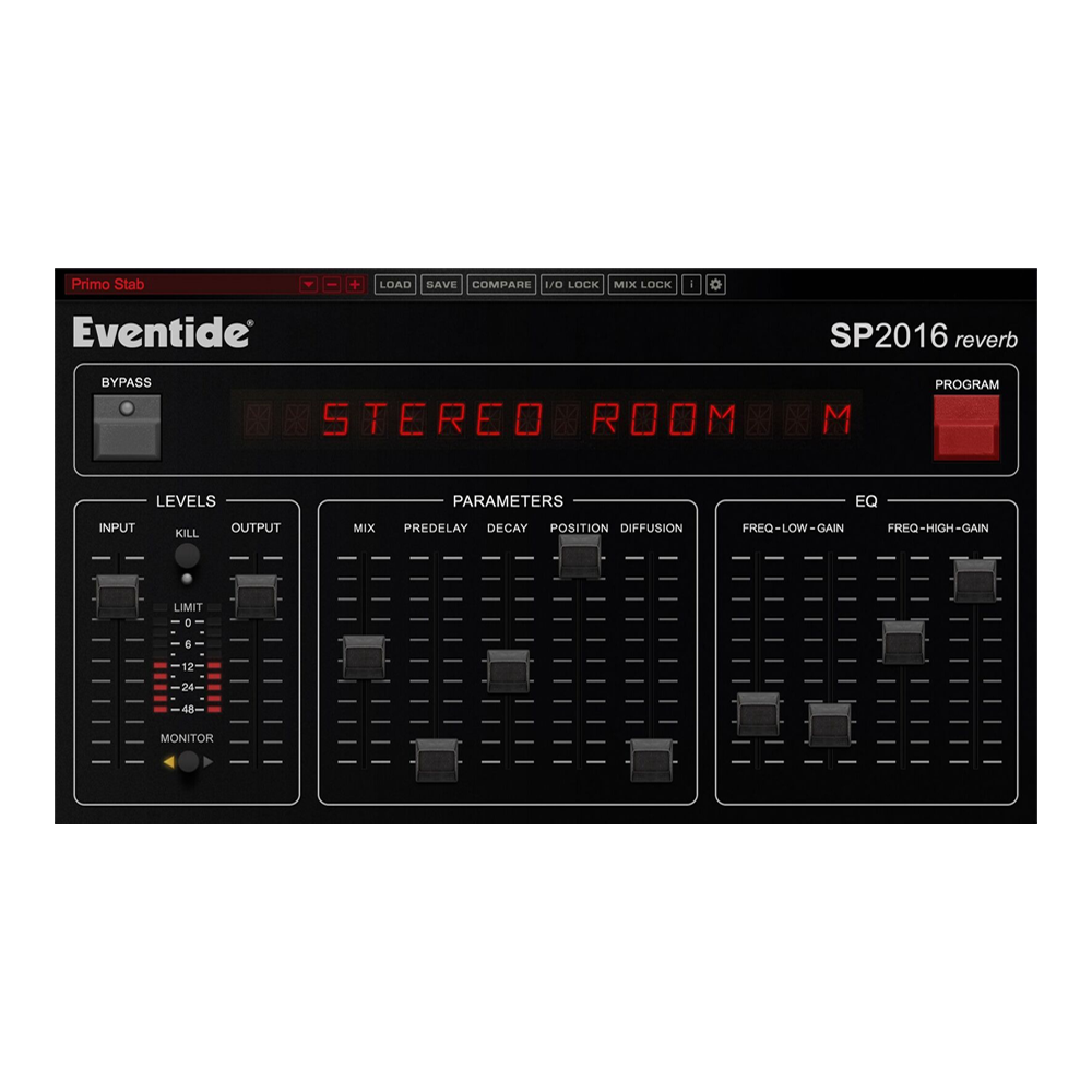 Eventide - SP2016 Reverb