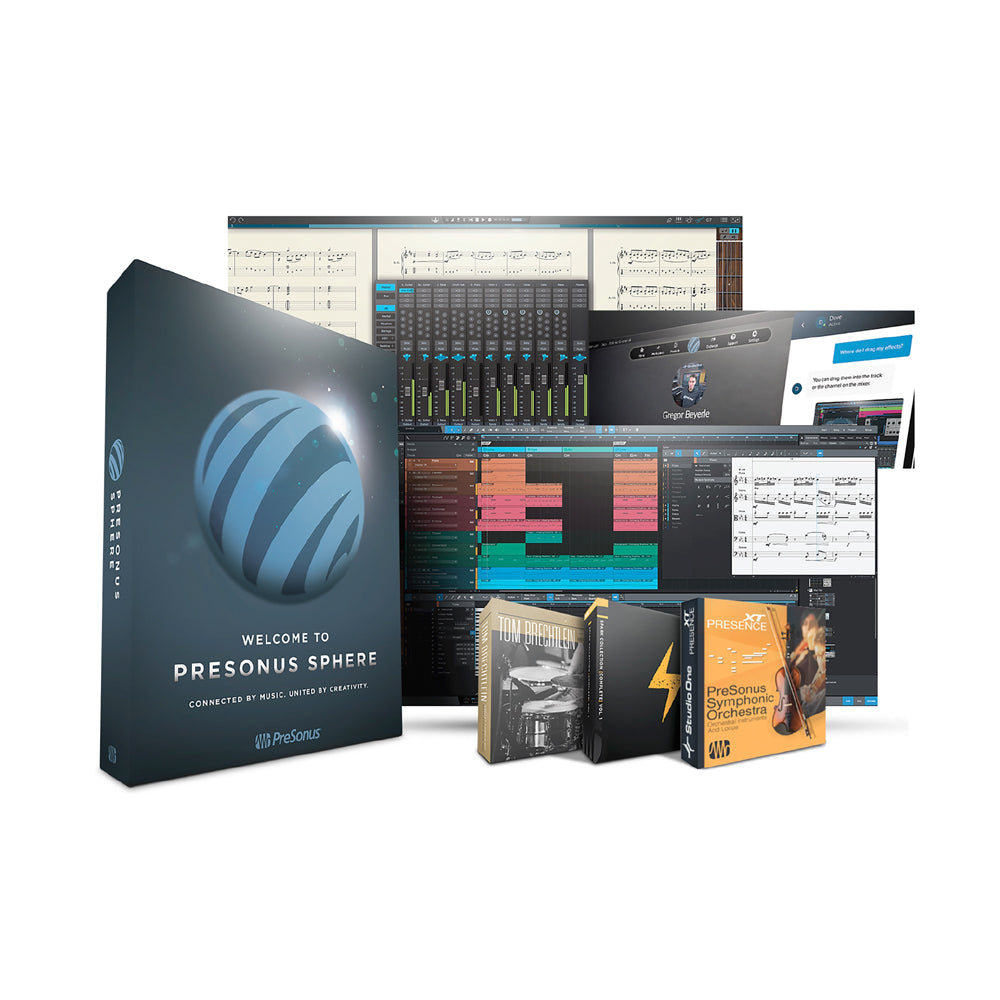 PreSonus - Sphere 1-Year Membership