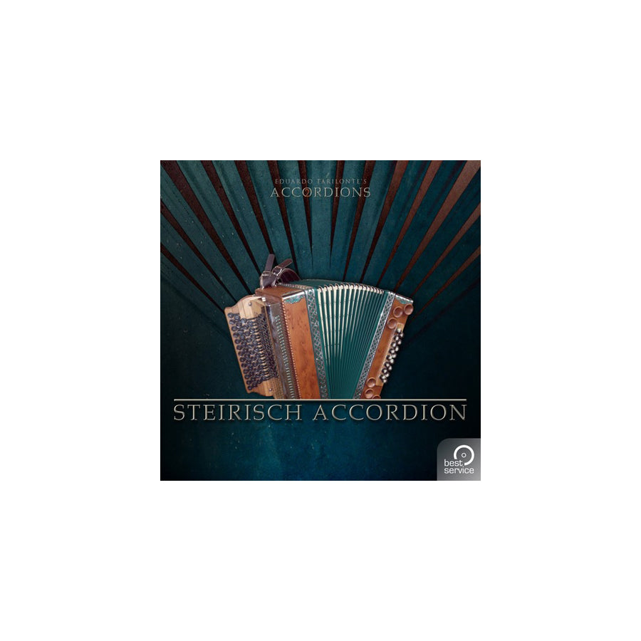 Best Service - Accordions 2 (Single Steirisch Accordion)