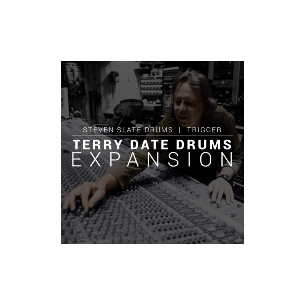 Steven Slate Drums - Terry Date Expansion (Trigger 2)