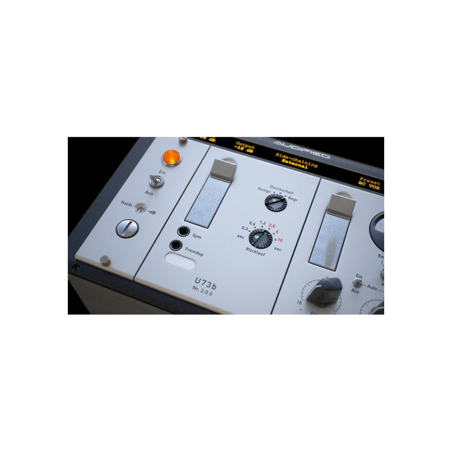 Audified - U73b Compressor